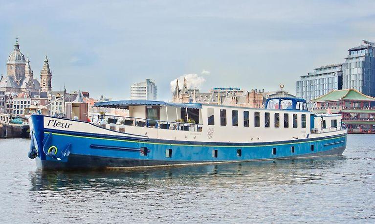 Hotelboat Fleur Amsterdam